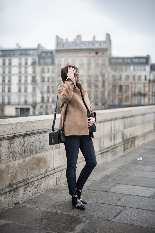 Paris, tout gris